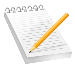 Notepad-Bloc-notes-icon